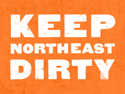 Keep Northeast MPLS Dirty