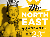 Mr. Northeast Pageant