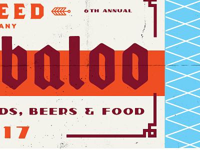 Hullabaloo fall festival beer