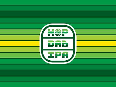 Hop Dab one-off ipa dab beer