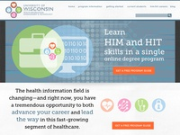 HIMT Program Website Header