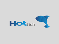 Hot Fish Logo
