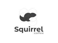 Squirrel Coffee Logo