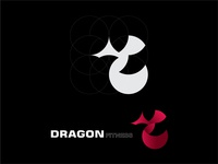 Dragon Fitness Logo