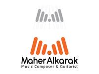Maher Alkarak Music Composer Logo