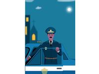 Officer Mustache