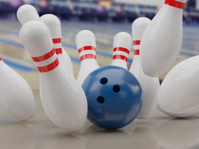 Bowling Blender Test
