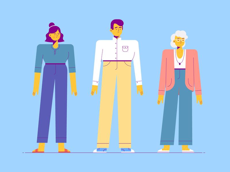 Character Design character charachter design illustration