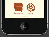 iPhone UI (App Interface Design)