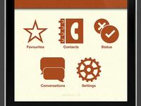 iPhone UI (App Interface Design) #2