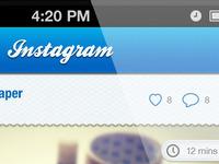 Instagram Facelift #5 w/attachment