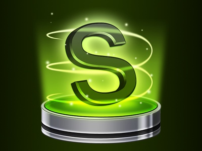 Sublime Text 2 - Replacement Icon text 2 green code sublime chrome glow spiral shiny icon osx mac app sublime text 2