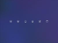 Icon Set #2 (littleglyph)