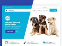 PuppyDom Website