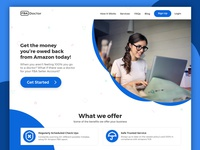 FBA Doctor Landing Page