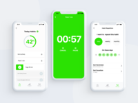 Habit Tracker Concept
