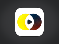 Fused iOS app Icon