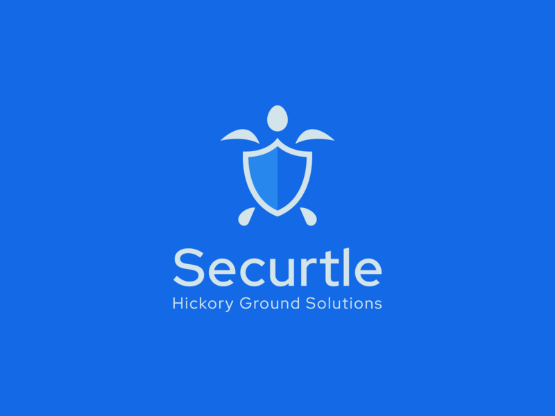 Securtle logo design security app safety safe turtle shield protect protection security secured secure design logo branding brand identity brand