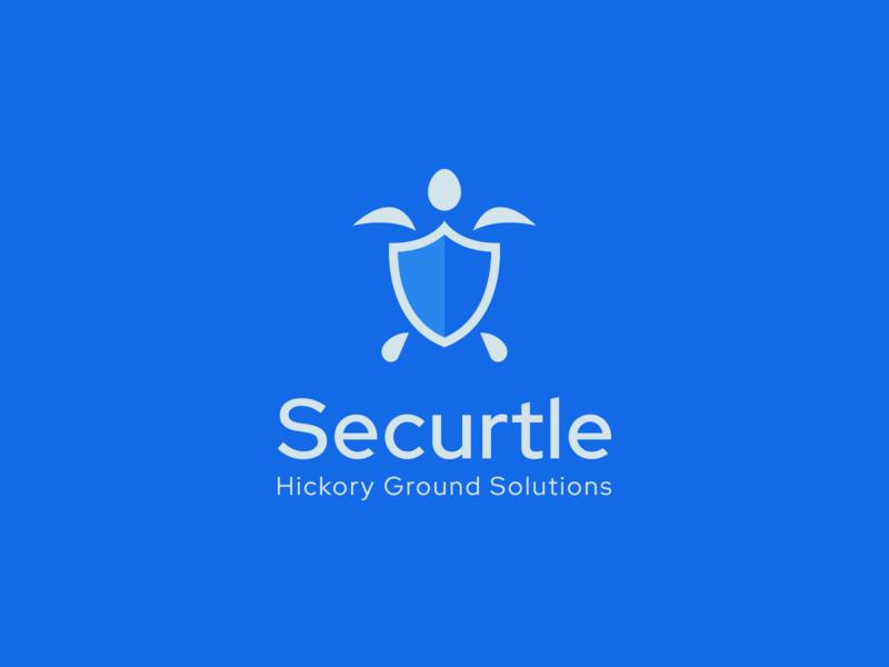 Securtle logo design security app safety safe turtle shield protect protection security secured secure design logo branding brand identity brand