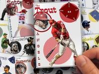 2020 Radar Chart Baseball Cards
