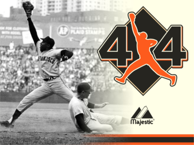 "Giants Sleeve Patch Concept for the late ""Stretch"" McCovey"