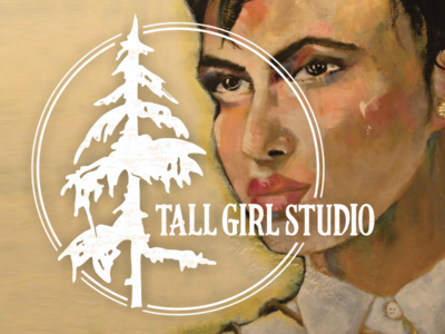 Tall Girl Studio Logo