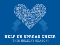 Spread Cheer Holiday Card