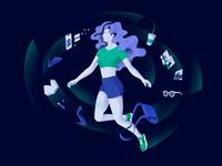 KYC Concept Illustration
