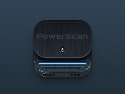 Scanner iOS icon icon scan scanner ios iphone pdf