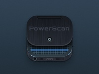 Scanner iOS icon
