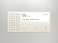 DailyUI/001 Radio