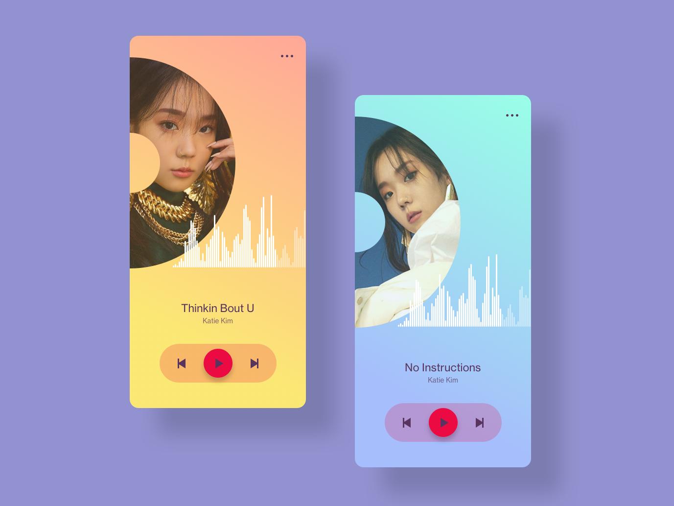music player music player ui app