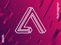 hutv▵gner solid logo