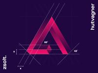 hutv▵gner logo grid