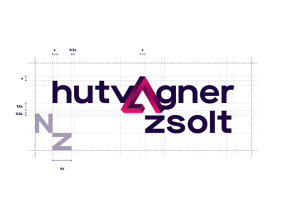 hutv▵gner zsolt logo grid