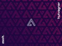 hutv▵gner logo pattern