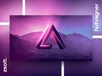 hutv▵gner rock logo manipulation