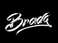 BRADA sneakerhead typo