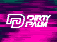 dirty palm logo