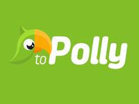 toPolly logo