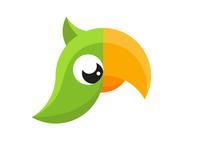polly parrot logo
