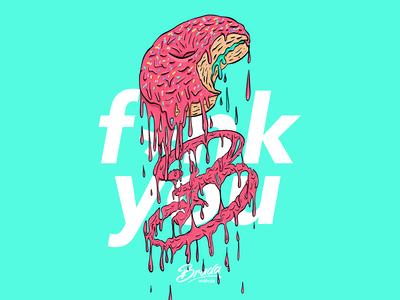f*nk you shirt design