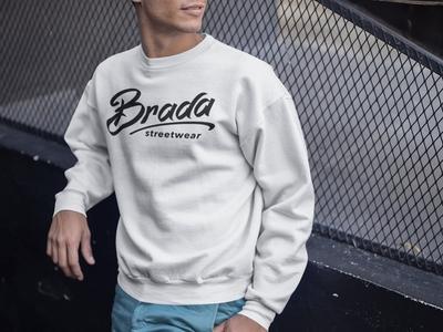 Brada Streetwear logo clothing brand