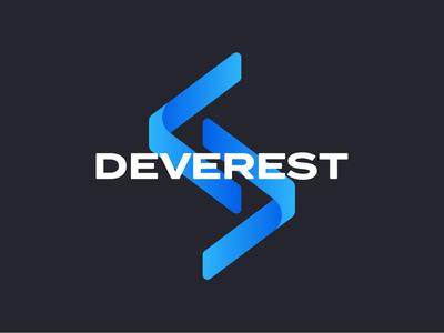 deverest logo and branding