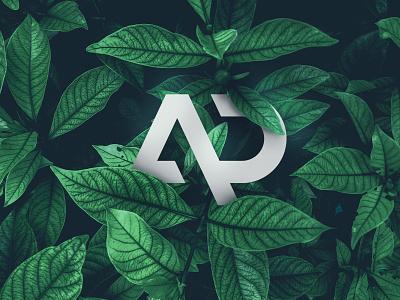 AP Eurotexas Capital logo logotype typography art typo typogaphy monogram green mockup identity brandidentity leaf logo branding