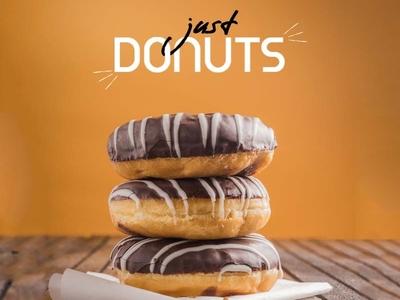 Social Midea post donuts cakes branding graphicdesign illustrator design illustration