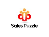 Sales Puzzle Logo