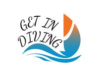 Get In Diving logo
