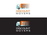 Dfw Discount Movers Logo