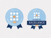 Award Badges for ProductionHUB